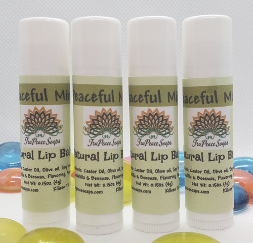 Natural Lip Butter