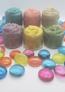 Lip Scrub Smooties