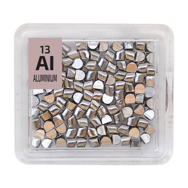 Aluminium Pieces Periodic Element Tile - The Periodic Element Guys