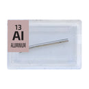 Aluminium Wire Periodic Element Tile - Small - The Periodic Element Guys
