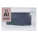 Aluminium Foil Periodic Element Tile - Small - The Periodic Element Guys