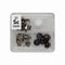 Scandium Metal Turnings Powder Crystal Beads Quad Element Tile Pure - Periodic - The Periodic Element Guys