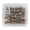 Titanium Pellets Periodic Element Tile - The Periodic Element Guys