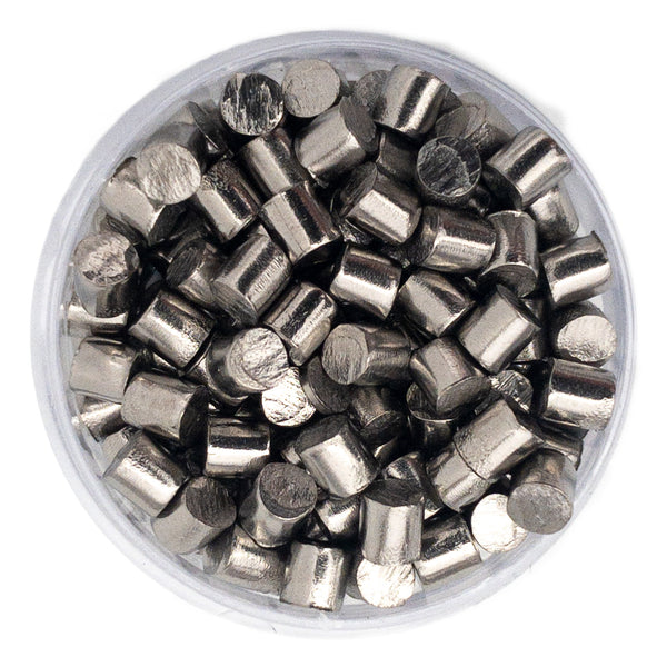 99.999% Titanium Pellets Pure - The Periodic Element Guys