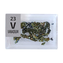 Vanadium Pieces Periodic Element Tile - Small - The Periodic Element Guys
