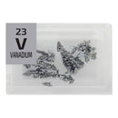 99.9% Pure Vanadium Crystal Periodic Element Tile - Small - The Periodic Element Guys