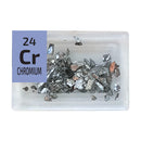 Chromium Grains Periodic Element Tile - Small - The Periodic Element Guys