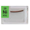 Nickel Wire Periodic Element Tile - Small - The Periodic Element Guys