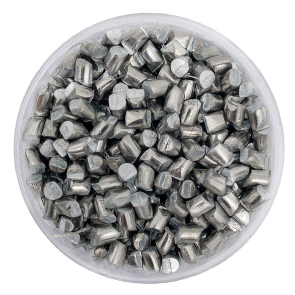 Zinc Pellets 99.999% Purity - The Periodic Element Guys