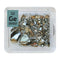 Germanium Crystal Pieces Periodic Element Tile - The Periodic Element Guys