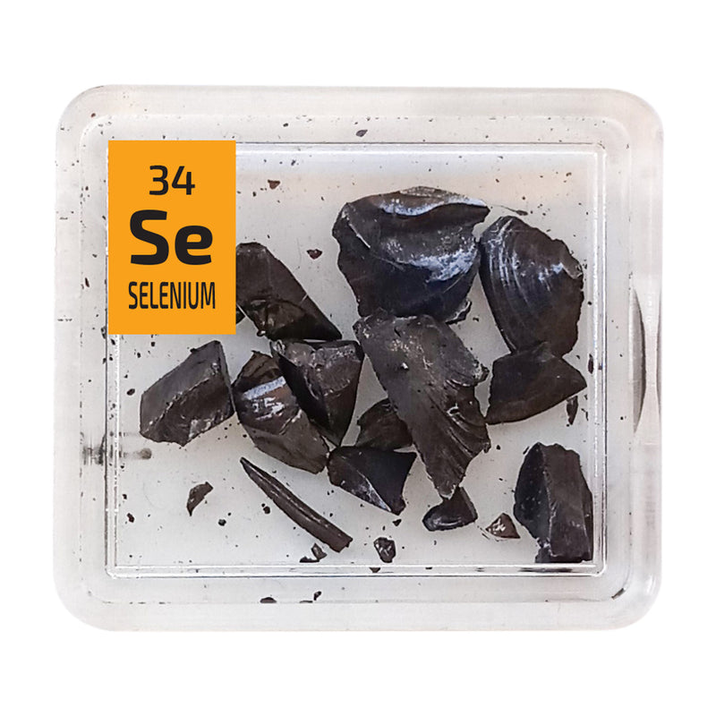Selenium Crystal Periodic Element Tile - The Periodic Element Guys