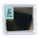 Zirconium Foil Periodic Element Tile - The Periodic Element Guys