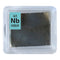 Niobium Foil Periodic Element Tile - The Periodic Element Guys
