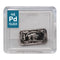 Palladium Ingot (1 Gram) Periodic Element Tile - The Periodic Element Guys