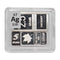 Silver Ingots Periodic Element Tile - The Periodic Element Guys