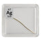 Silver Wire Periodic Element Tile - The Periodic Element Guys