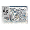 Silver Foil Periodic Element Tile - Small - The Periodic Element Guys