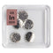 Indium Pieces Periodic Element Tile - The Periodic Element Guys