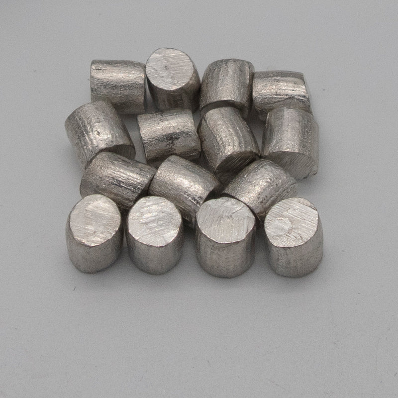 Evaporation Material Pellets - Up To 99.999% Pure - The Periodic Element Guys