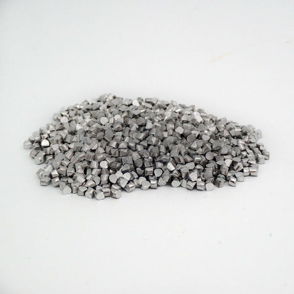 1 oz, 31.1g 99.995% Pure Aluminium Metal Grain Element 13 Sample Al - The Periodic Element Guys