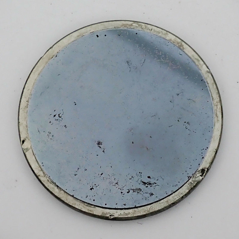 Optical grade USED Chipped Single Crystal Lens Germanium metal disc 99.999% 7 Gr - The Periodic Element Guys