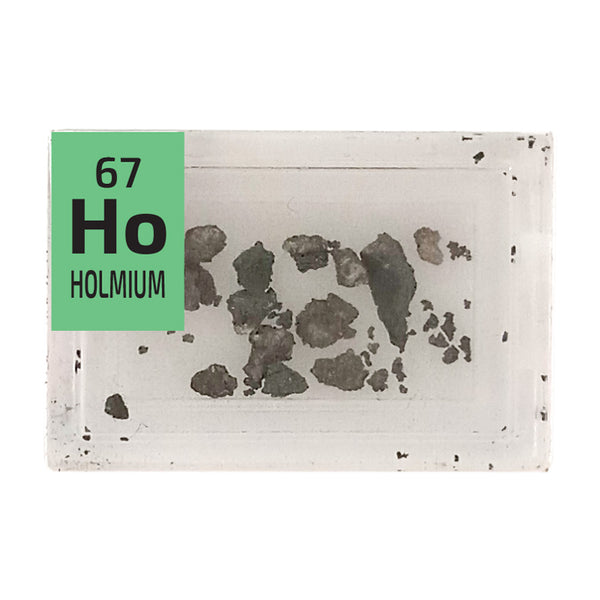 Holmium Periodic Element Tile - Small - The Periodic Element Guys