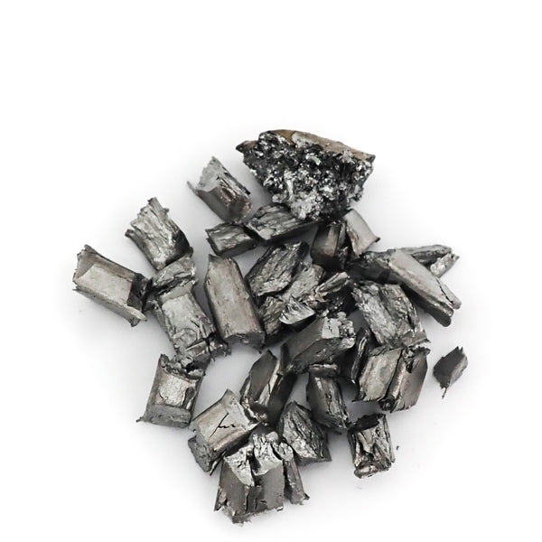Hafnium Pieces 99.9% Purity ex Zr<1% - The Periodic Element Guys