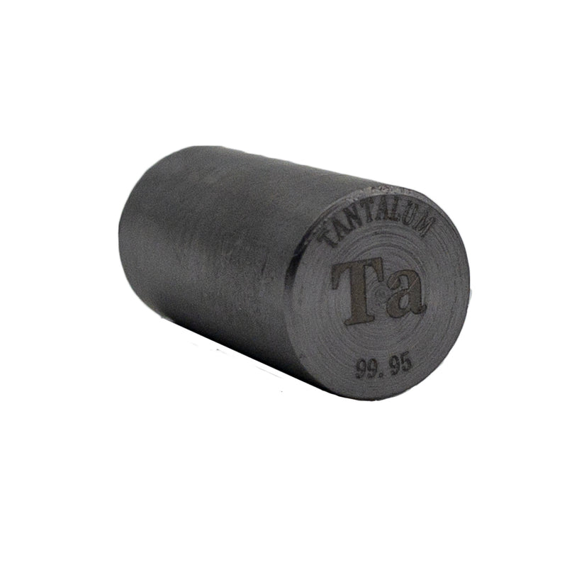 Tantalum Rod 99.5% Purity 20mmx10mm - The Periodic Element Guys