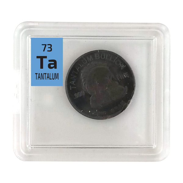 Tantalum Periodic Element Tile - The Periodic Element Guys