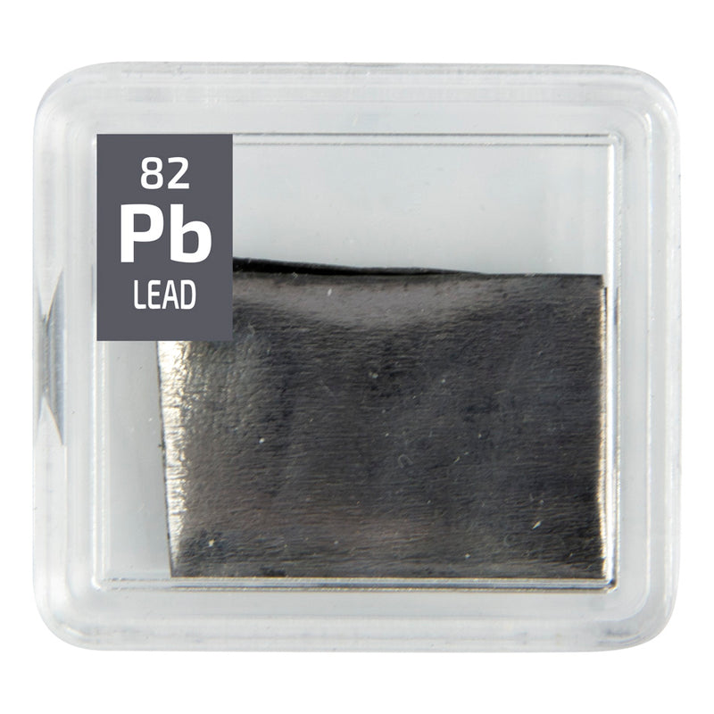 Lead Foil Periodic Element Tile - The Periodic Element Guys