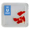 Uranium Glazed Pottery Periodic Element Tile - The Periodic Element Guys