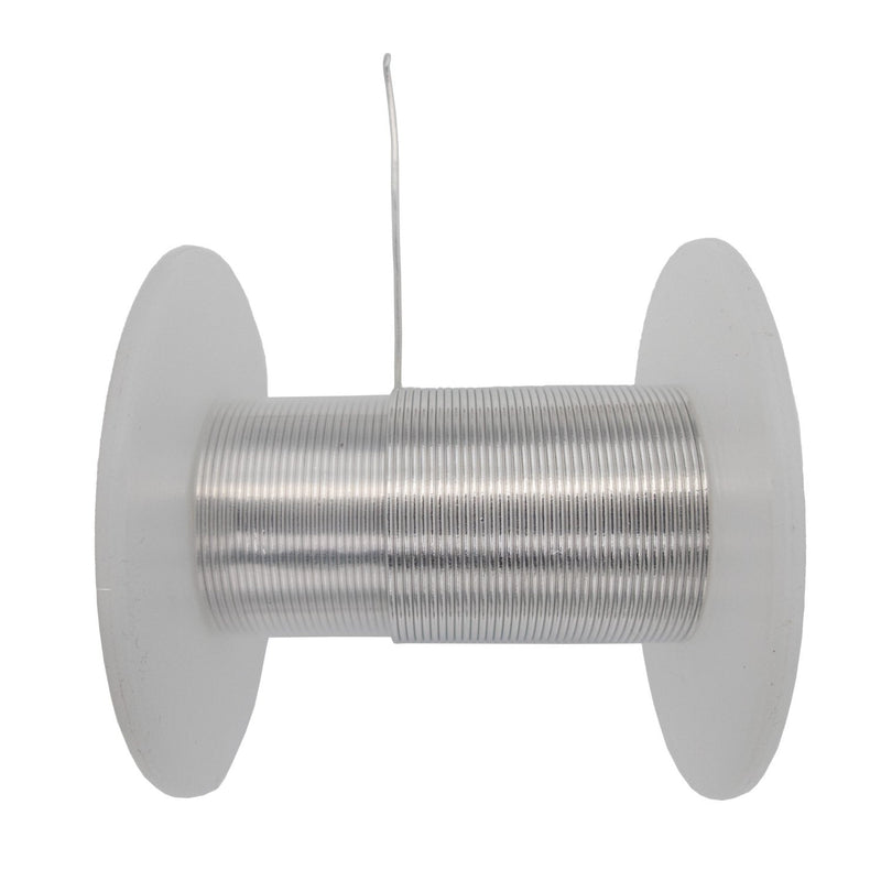 1 mm Diameter Pure (In) Indium Metal Wire 99.995% x 1 Meter Length - The Periodic Element Guys