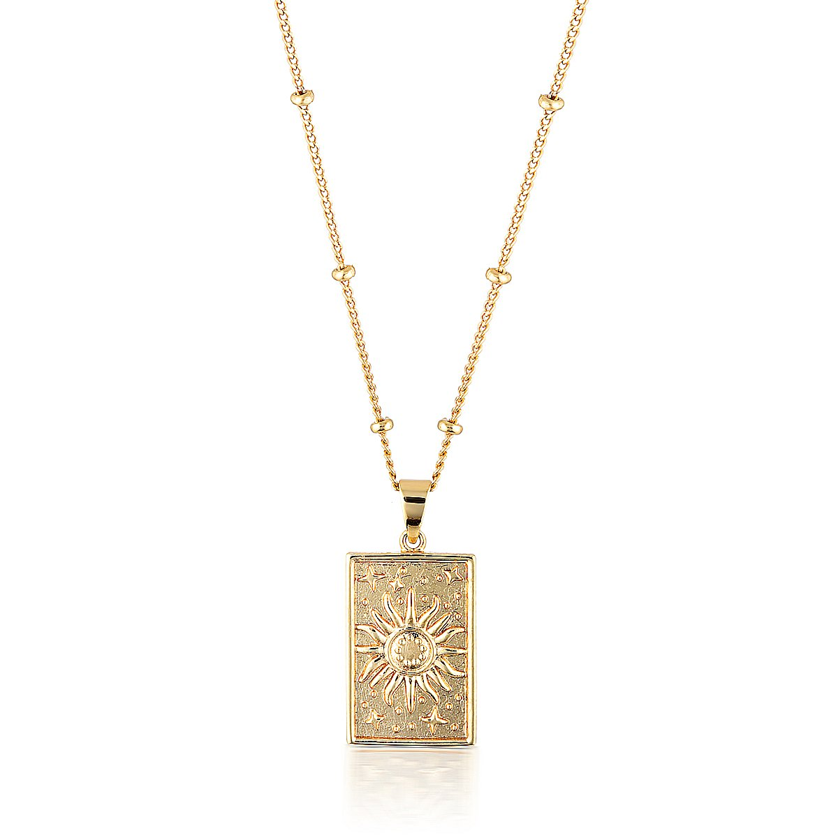 RADIANCE NECKLACE | GOLD (4740826398786)
