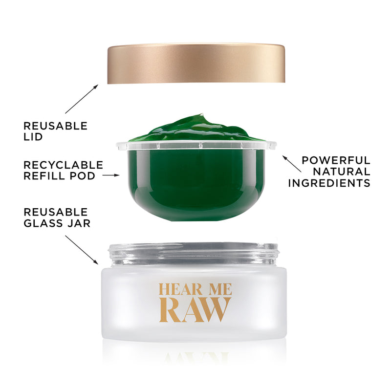 The Brightener Refill Pod - With Chlorophyll+