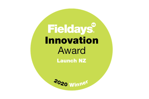 Fieldays  award 2020