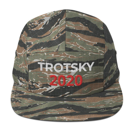 Trotsky 2020 Five Panel Cap