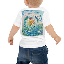 Load image into Gallery viewer, Rockaway Baby Whalemina T-Shirt