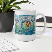 Load image into Gallery viewer, Whalemina Mug - 15 oz.