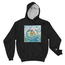 Load image into Gallery viewer, Whalemina Crew Hoodie