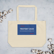 Load image into Gallery viewer, LARGE ORGANIC TROTSKY BAG