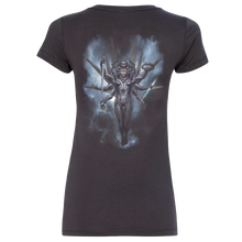 Load image into Gallery viewer, Overseer Women's V-neck Tee-Tool