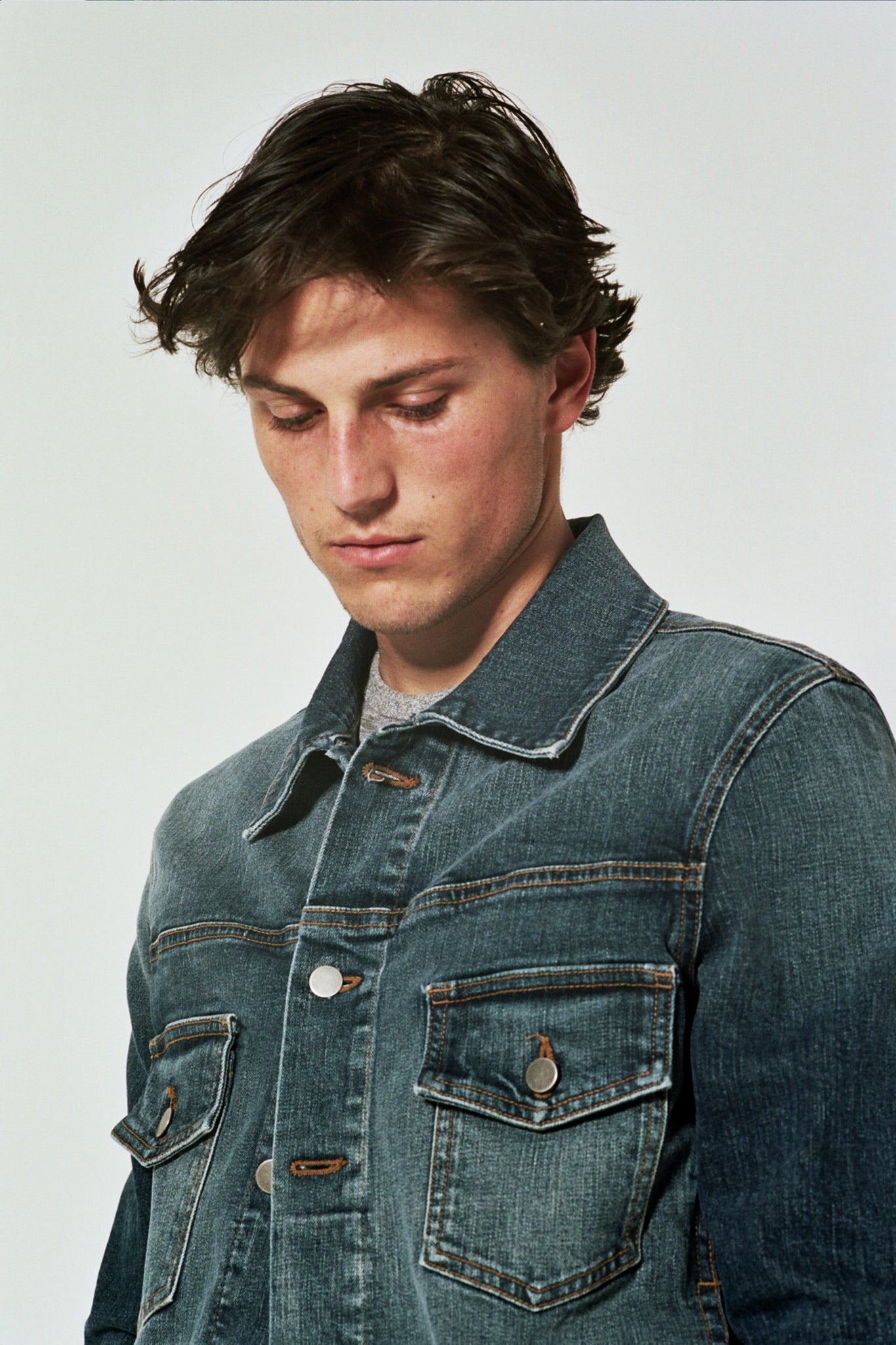 TURKISH MILLED DENIM JACKET