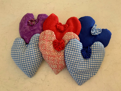 Loving Heart Heat Pillows