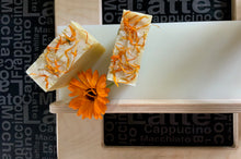 Load image into Gallery viewer, Hemp and Calendula Soap