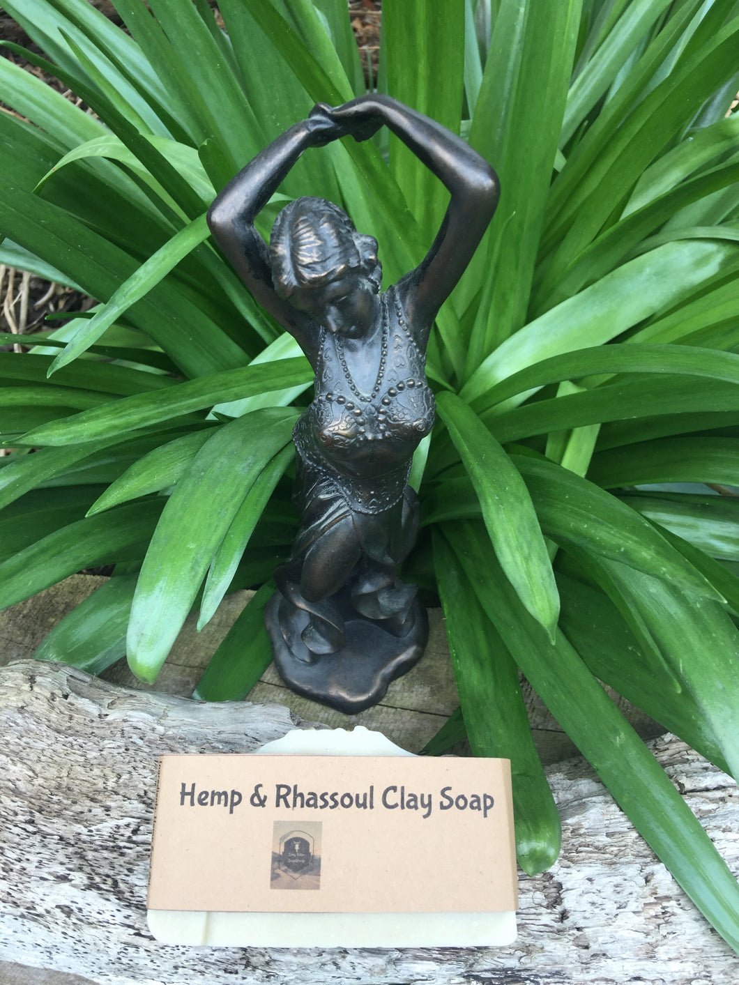 Hemp and Rhassoul Clay Soap