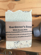 Load image into Gallery viewer, Gardener's Soap