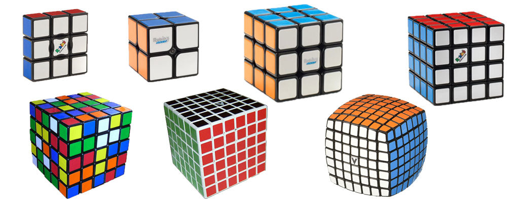 different-rubik-cube
