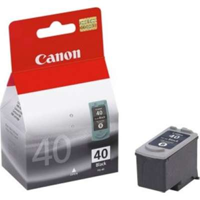 Canon PG40 Black Inkjet Cartridge (0615B002AA) (Genuine)