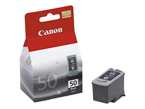 Canon PG50 Black Inkjet Cartridge (0616B002AA) (Genuine)