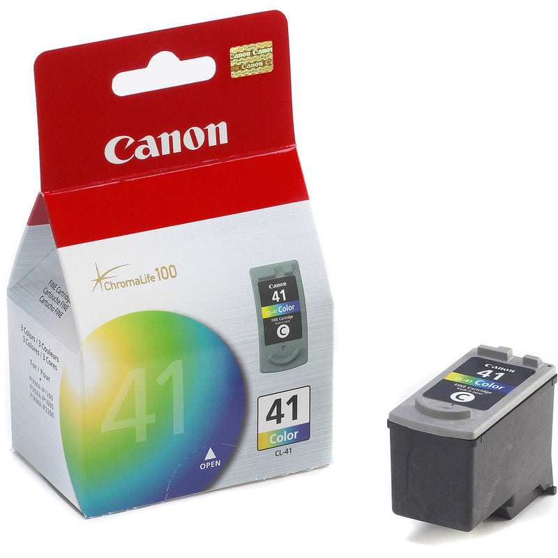 Canon CL41 Tricolor Inkjet Cartridge (0617B002) (Genuine)
